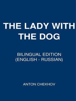 cover image of The Lady with the Dog