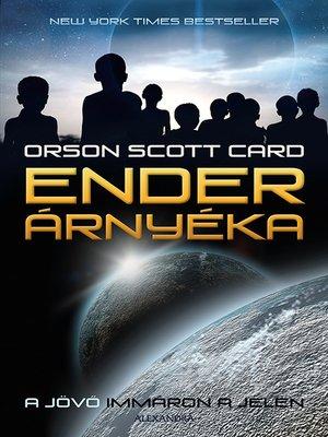 cover image of Ender árnyéka