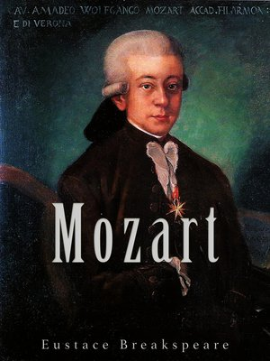 cover image of Mozart (Illustrated)