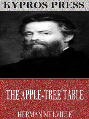 cover image of The Apple-Tree Table