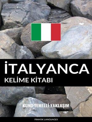 cover image of İtalyanca Kelime Kitabı