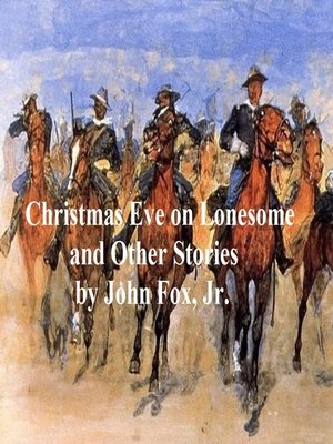 cover image of Christmas Eve on Lonesome and Other Stories