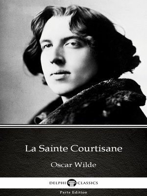 cover image of La Sainte Courtisane by Oscar Wilde