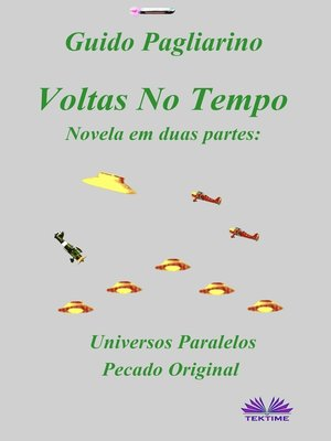 cover image of Voltas No Tempo