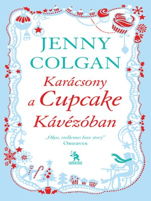 cover image of Karácsony a Cupcake kávézóban