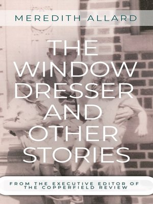cover image of The Window Dresser and Other Stories
