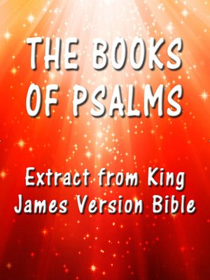 cover image of The Book of Psalms
