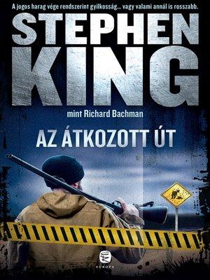 cover image of Az átkozott út