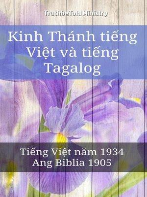 cover image of Kinh Thánh tiếng Việt và tiếng Tagalog