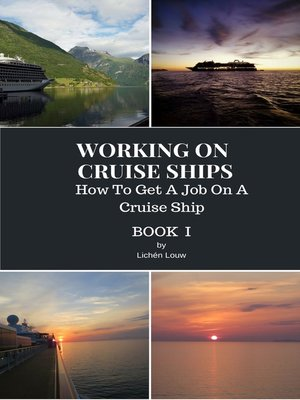 cover image of How To Get A Job On A Cruise Ship