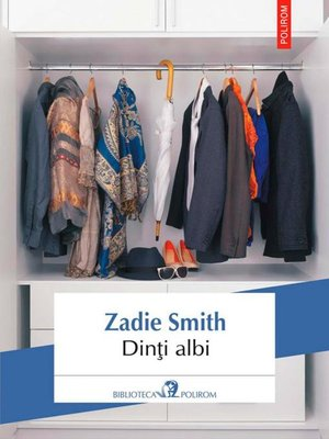 cover image of Dinți albi