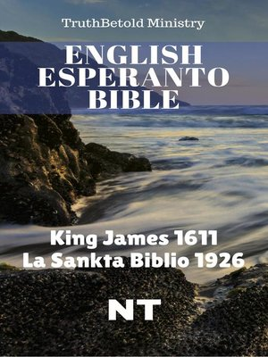 cover image of English Esperanto Bible