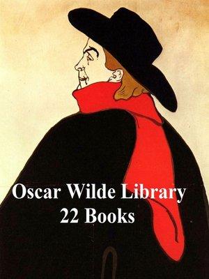 cover image of Oscar Wilde Library: 22 Books