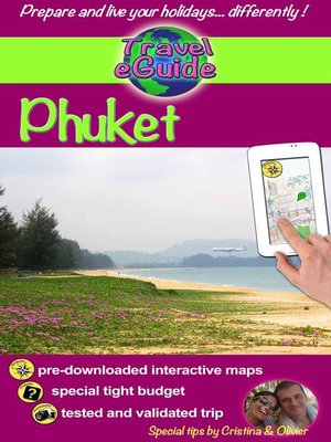 cover image of Travel eGuide: Phuket