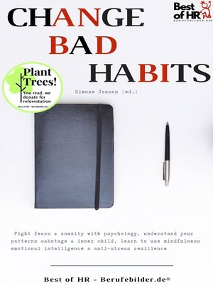 cover image of Change Bad Habits