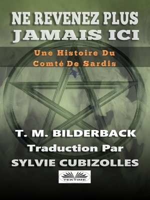 cover image of Ne Revenez Plus Jamais Ici