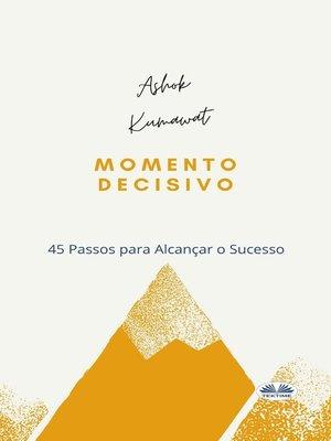 cover image of Momento Decisivo