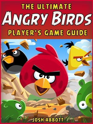 cover image of ANGRY BIRDS GAME GUIDE
