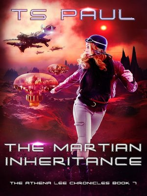 cover image of The Martian Inheritance