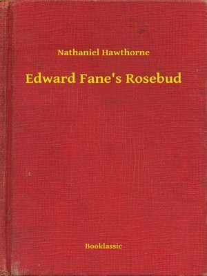 cover image of Edward Fane's Rosebud