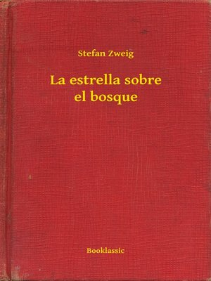cover image of La estrella sobre el bosque