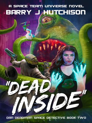 "cover image of ""Dead Inside"""
