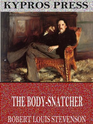 cover image of The Body-Snatcher