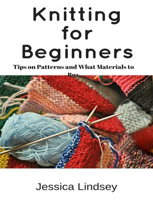 cover image of Knitting for Beginners