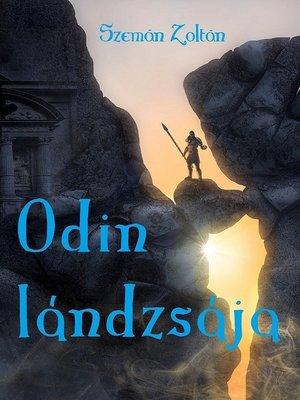 cover image of Odin lándzsája