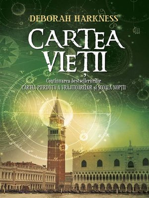 cover image of Cartea vietii