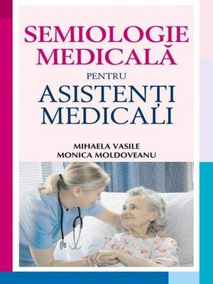 cover image of Semiologie medicală pentru asistenți medicali