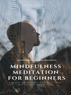 cover image of Mindfulness Meditation for Beginners