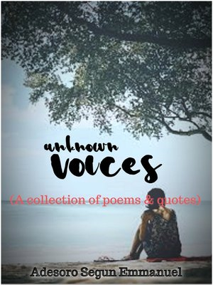 cover image of Unknown Voices