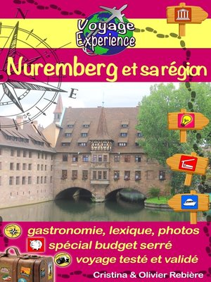 cover image of Nuremberg et sa région