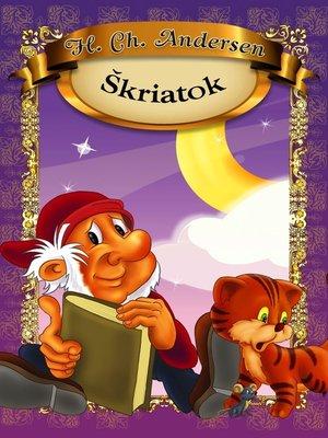 cover image of Škriatok