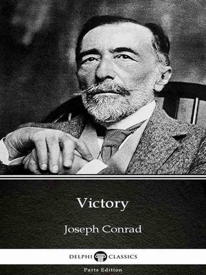 cover image of Victory by Joseph Conrad