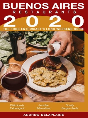 cover image of 2020 Buenos Aires Restaurants