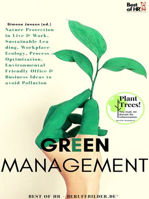 cover image of Green Management