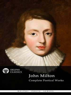 cover image of Delphi Complete Works of John Milton