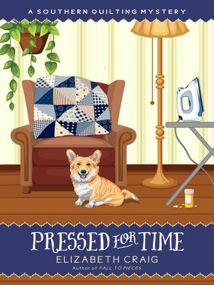 cover image of Pressed for Time