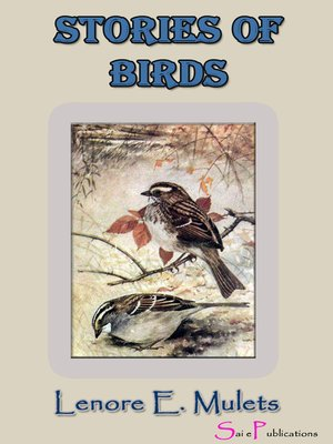 cover image of Stories of Birds