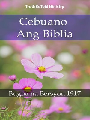 cover image of Cebuano Ang Biblia