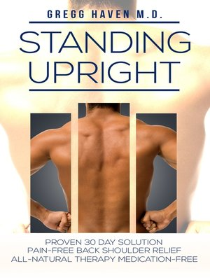 cover image of Standing Upright