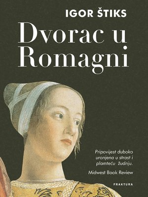 cover image of Dvorac u Romagni