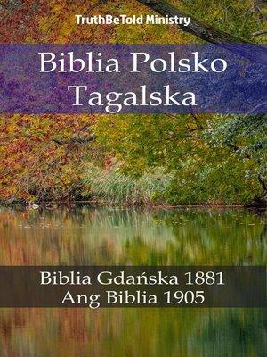 cover image of Biblia Polsko Tagalska