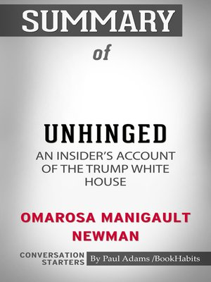 cover image of Summary of Unhinged