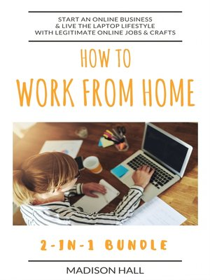 cover image of How To Work From Home (2-in-1 Bundle)