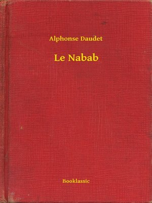cover image of Le Nabab