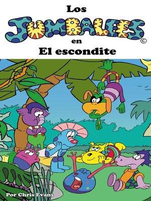 cover image of Los Jumbalees en El escondite