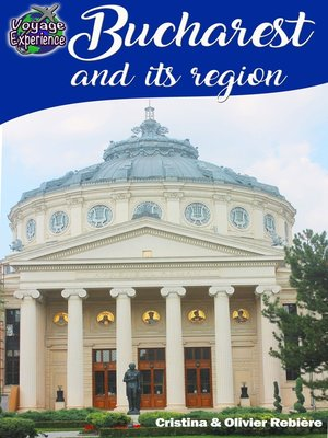 cover image of Travel eGuide: Bucharest and its region